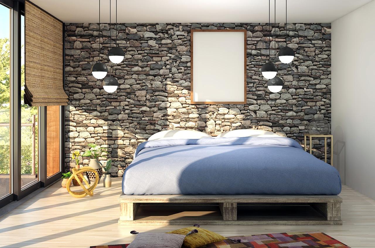 fototapety na ścianę sypialni